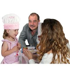 DeCuevas Кухонный центр с аксессуарами серии