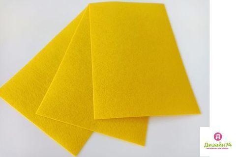 Фетр 20x30,  жесткий,  толщиной 1 мм  Цвет №37