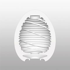 Мастурбатор-яйцо SILKY -