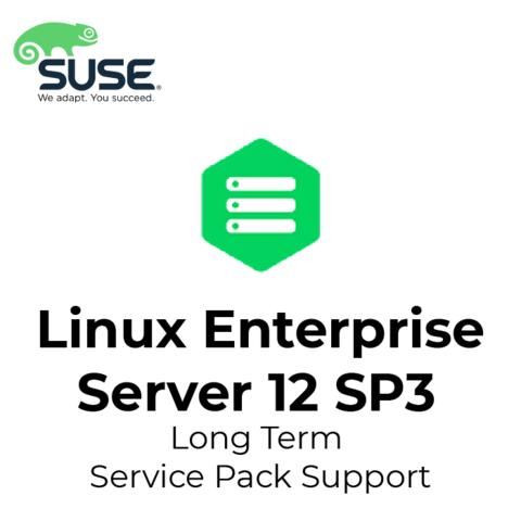 Купить SUSE Linux Enterprise Server 12 SP3 Long Term Service Pack Support в СПб