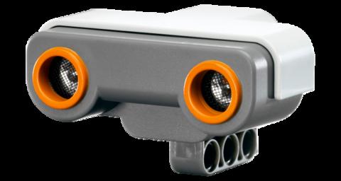 LEGO Education Mindstorms: Датчик расстояния для микрокомпьютера NXT и EV3 9846 — NXT Ultrasonic Sensor — Лего Образование