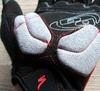 Велосипедные перчатки Specialized длинные (красные)