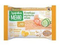 Хлебцы мультизлак 90 гр