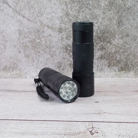 Уф фонарик UV Flashlight 12 LED 365 нм