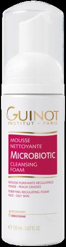 Guinot Mousse Nettoyante Microbiotic