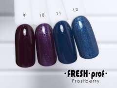 Гель-лак  Fresh prof Frost Berry FB №12