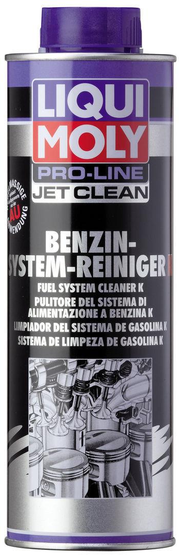 Liqui Moly Pro-Line JetClean Benzin System Reiniger Konzentrat (0.5л) Жидкость для очистки бензиновых систем впрыска