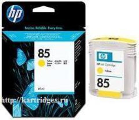 Картридж Hewlett-Packard (HP) C9427A №85
