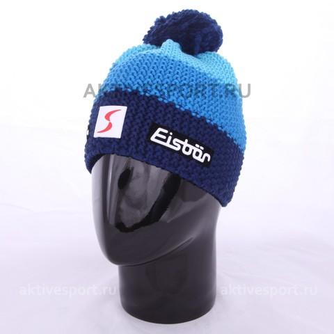 Картинка шапка Eisbar star pompon sp 028