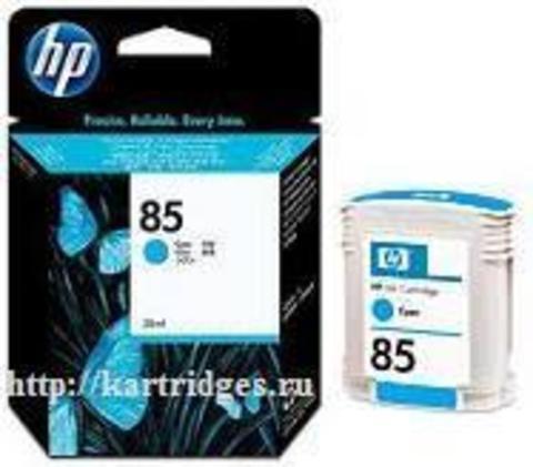 Картридж Hewlett-Packard (HP) C9425A №85