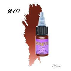 Henna #210 • Ever After • пигмент для бровей