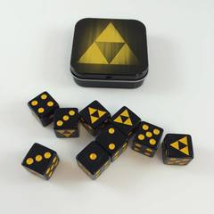 Iconic Dice Triforce