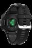 Беговые часы Garmin Forerunner 735XT HRM-Tri-Swim черно-серые