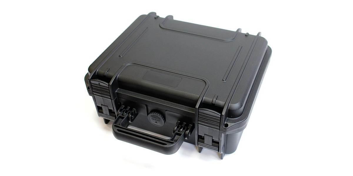 Кейс ударопрочный VG M0300 для экшн-камер вид сверху