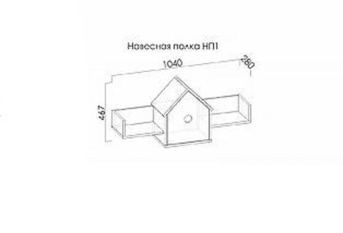 НОРДИК полка НП1