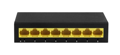 Сетевой коммутатор Polyvision PND-08G