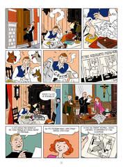 Приключения Эрже, создателя Тинтина. Эксклюзивное издание для 28ой