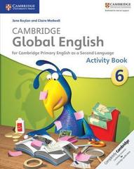 Cambridge Global English Stage 6, Paperback, Boylan/Medwell
