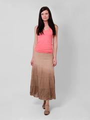 1140-4 юбка серая