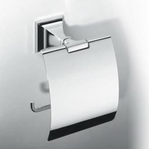 Бумагодержатель закрытый Colombo Portofino  B3291, хром