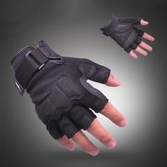 Тактические перчатки Hand Crew короткие пальцы
