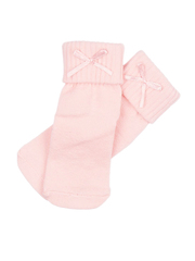 Носочки детские Lap Cap розовые
