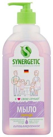 Synergetic жидкое мыло «Лаванда»