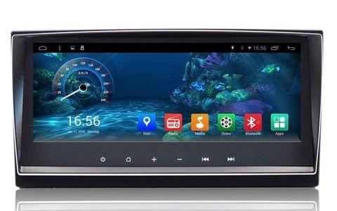 Штатная магнитола TOYOTA AVENSIS (2009-2013) Android  7,1 модель DAFT-2723