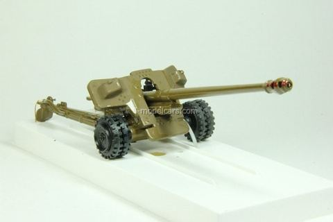 BS-3 antitank 100mm gun LOMO-AVM 1:43