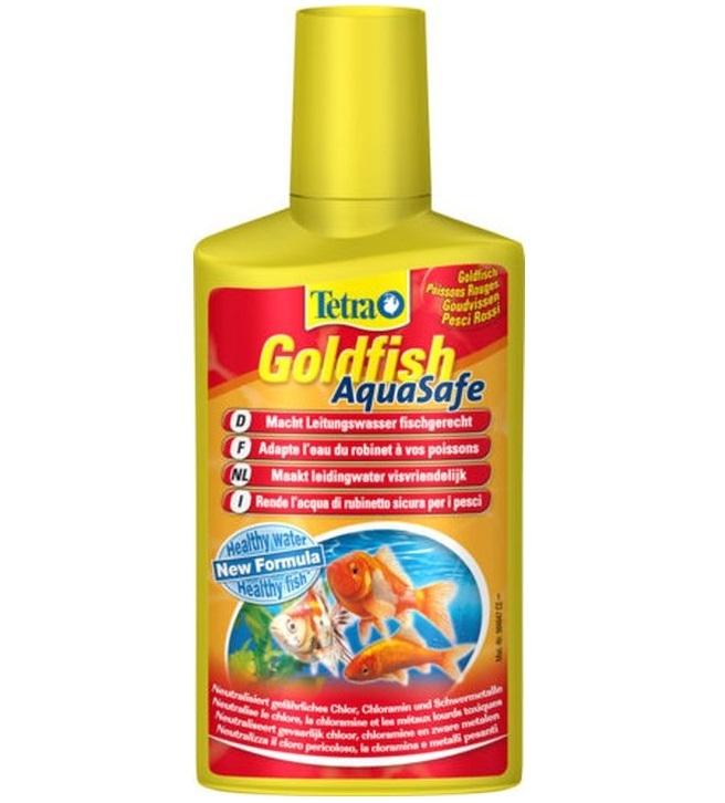 Tetra Кондиционер для подготовки воды для золотых рыб, Tetra AquaSafe Goldfish, 100 мл Tetra_AquaSafe_Goldfish.jpg