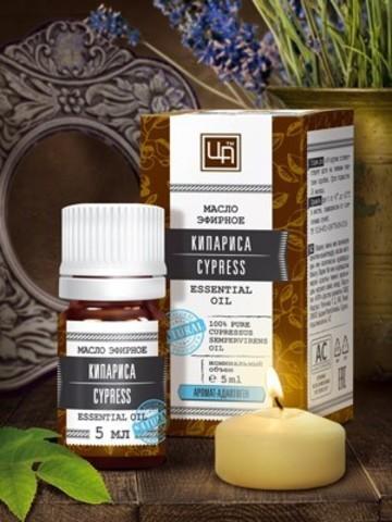 Эфирное масло Кипариса 5мл