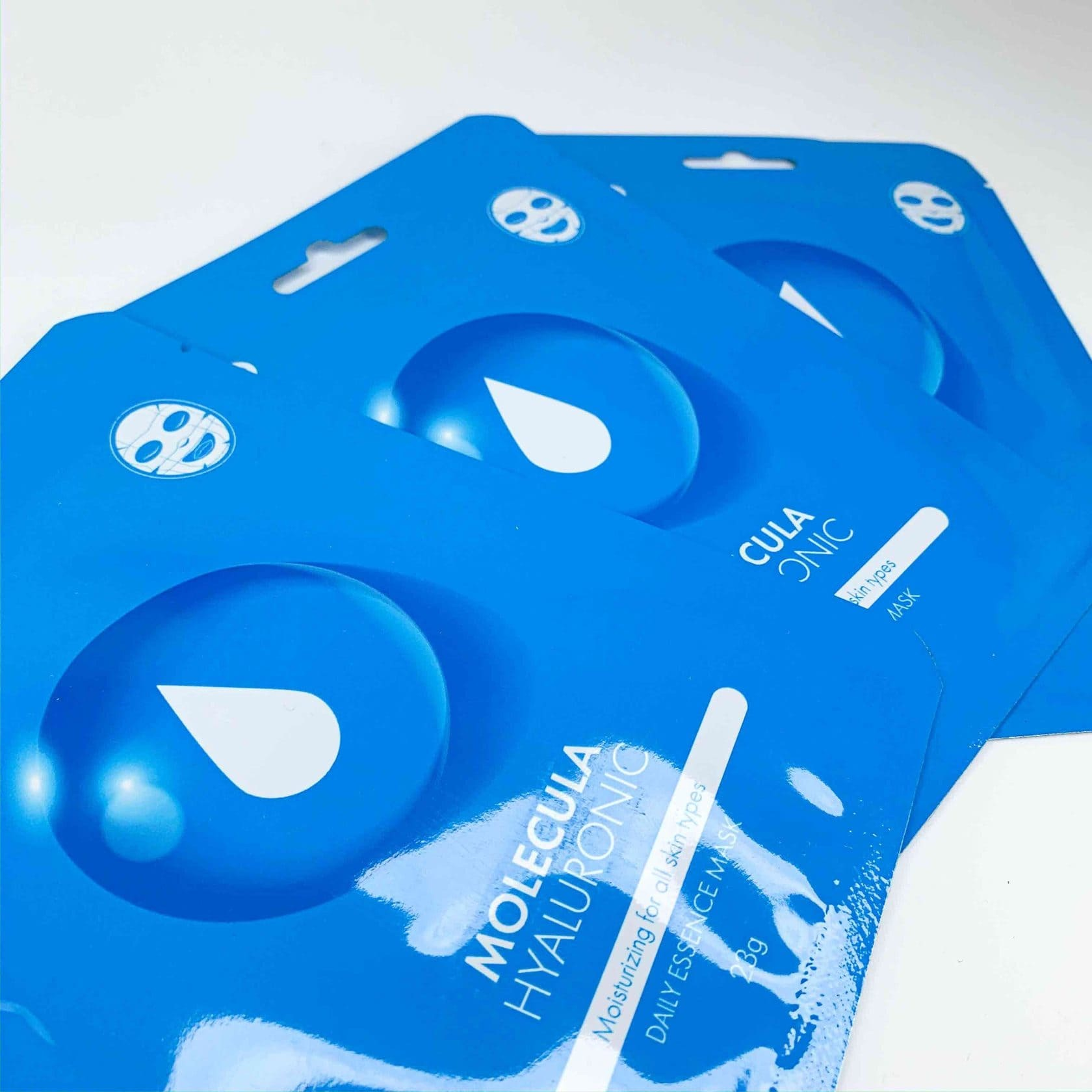 Тканевая маска J:ON Molecula Hyaluronic Acid Daily Mask Sheet