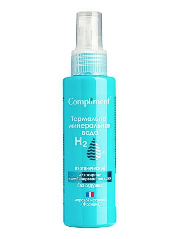 Compliment Термально-минеральная вода для жирной и комбинированной кожи