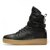 Кроссовки мужские Nike Air Force 1 SF Utillity Black Brown