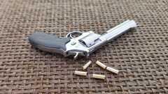 Miniature Colt Python revolver