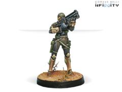 Haqqislam - Hassassin Farzans (Boarding Shotgun, Contender)