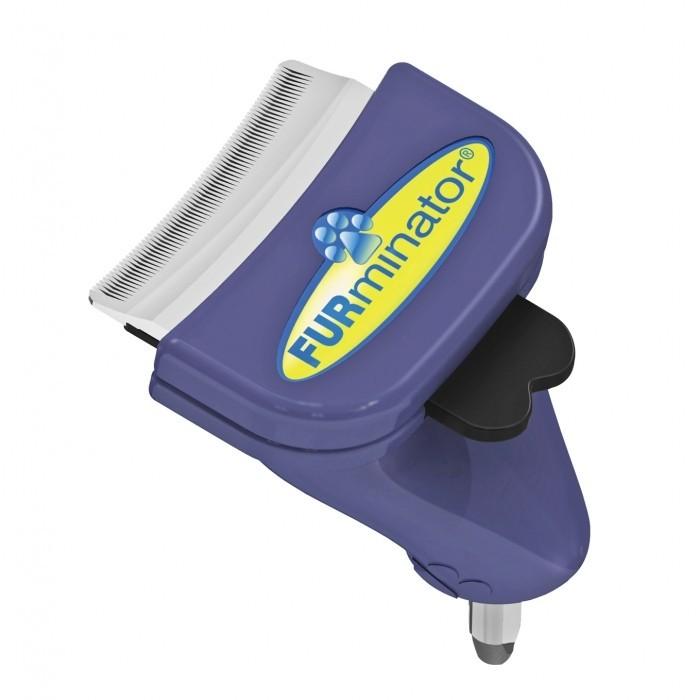 Furminator FURminator FURflex насадка против линьки S, для собак мелких пород furminator-chien-small-tete-pour-etrille-furflex.jpg