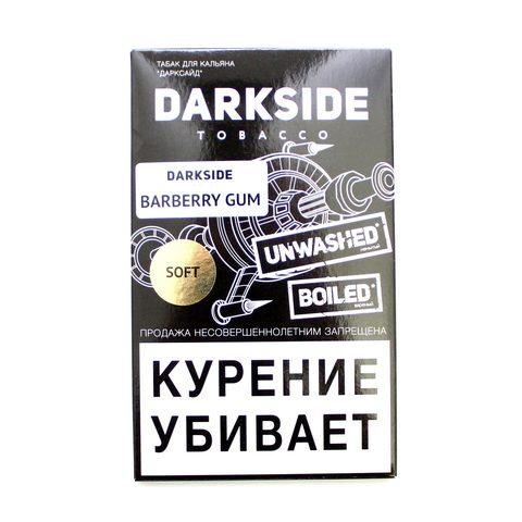 Табак для кальяна Dark Side Soft 100 гр.Barberry Gum