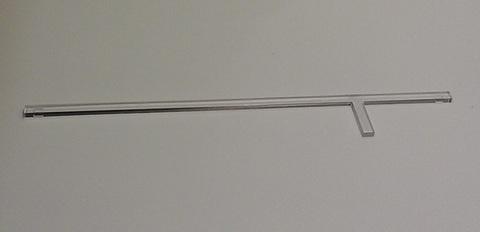 Прозрачная полоска для вентилятора SILENT-200 DESIGN