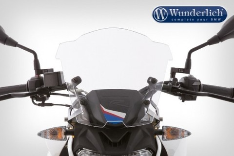 Ветровое стекло «Спорт» G 310 R - прозрачное