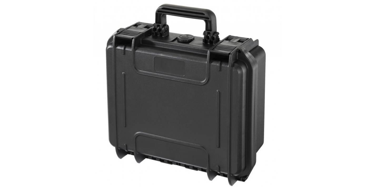 Кейс ударопрочный VG M0300 для экшн-камер вид сбоку