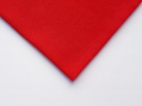Кулирная ткань (100%- х/б) 15х15см, красный, ШТ