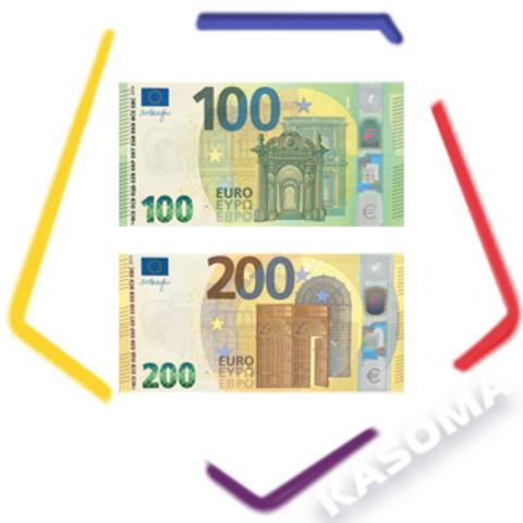 Обновление программного обеспечения на новые банкноты 100 и 200 Евро