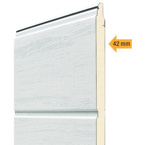Толщина полотна 42 мм