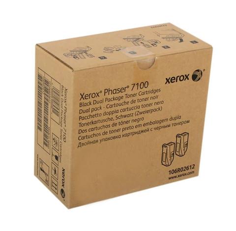 Картридж Xerox 106R02612 черный