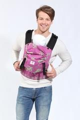Эргономичный рюкзак Kokadi Flip Oldschool Avas Treat Toddler