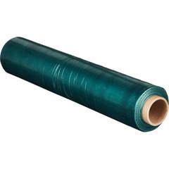 Стрейч-пленка для ручной упаковки вес 2 кг 23 мкм x 190 м x 50 см зеленая (престрейч 180%)