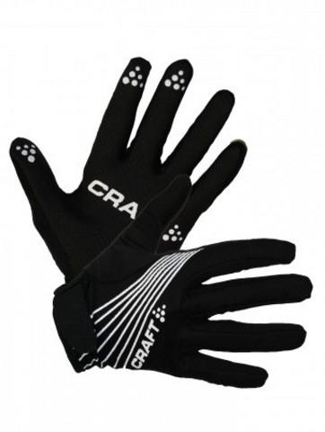 Велоперчатки CRAFT CONTROL черные