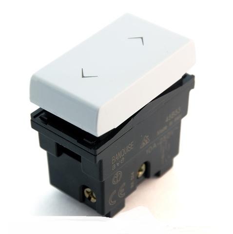 YE0032 - Выключатель без фиксации белый Came