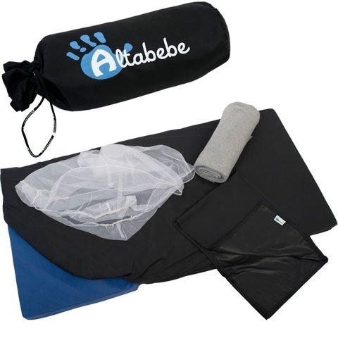 Набор для путешествий и аксессуары AL5005 (москитная сетка/одеяло флис/сумка/простыня/чехол) (стандарт)